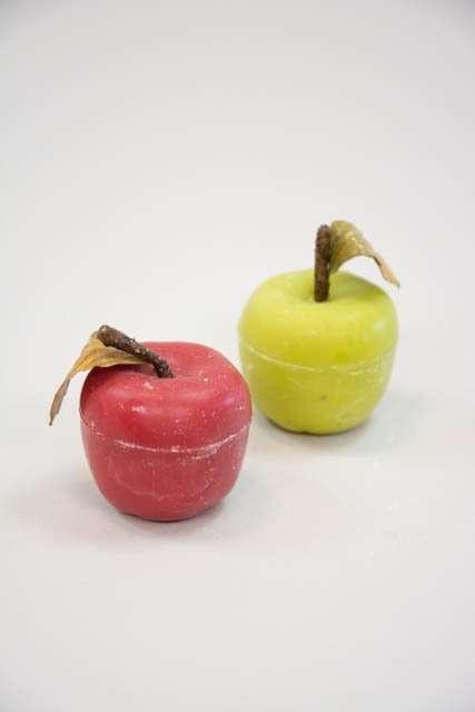 Fåremælk sæbe - håndslbe bar æble