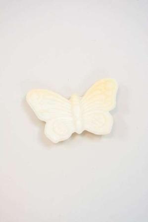 Håndsæbe fast - sommerfugl - fåremælk sæbe