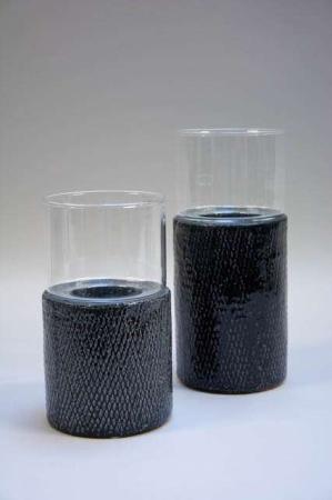 Hurricane - keramik og glas