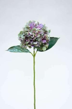 Kunstig hortensia - Blomster til buketter - Afskårne blomster