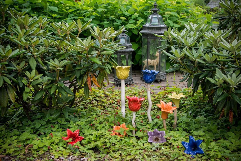 Skab en spændende have