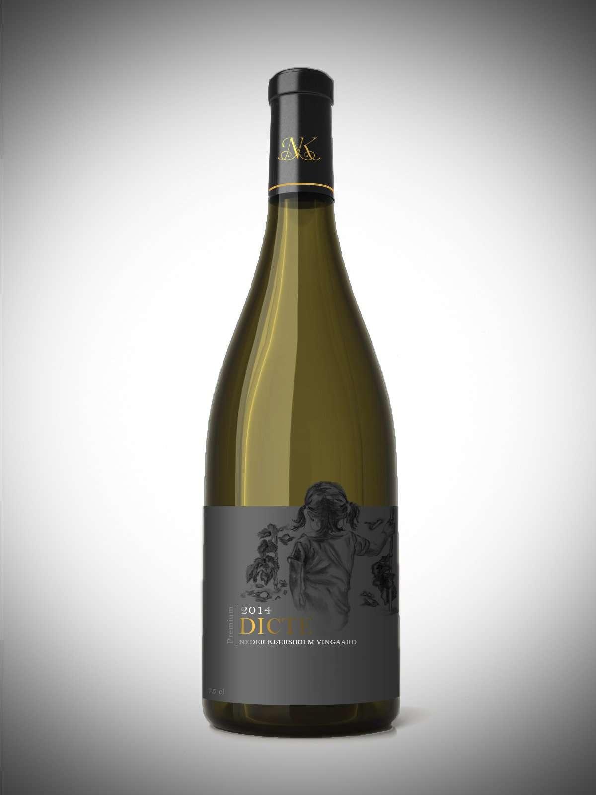 Dicte - dansk rødvin