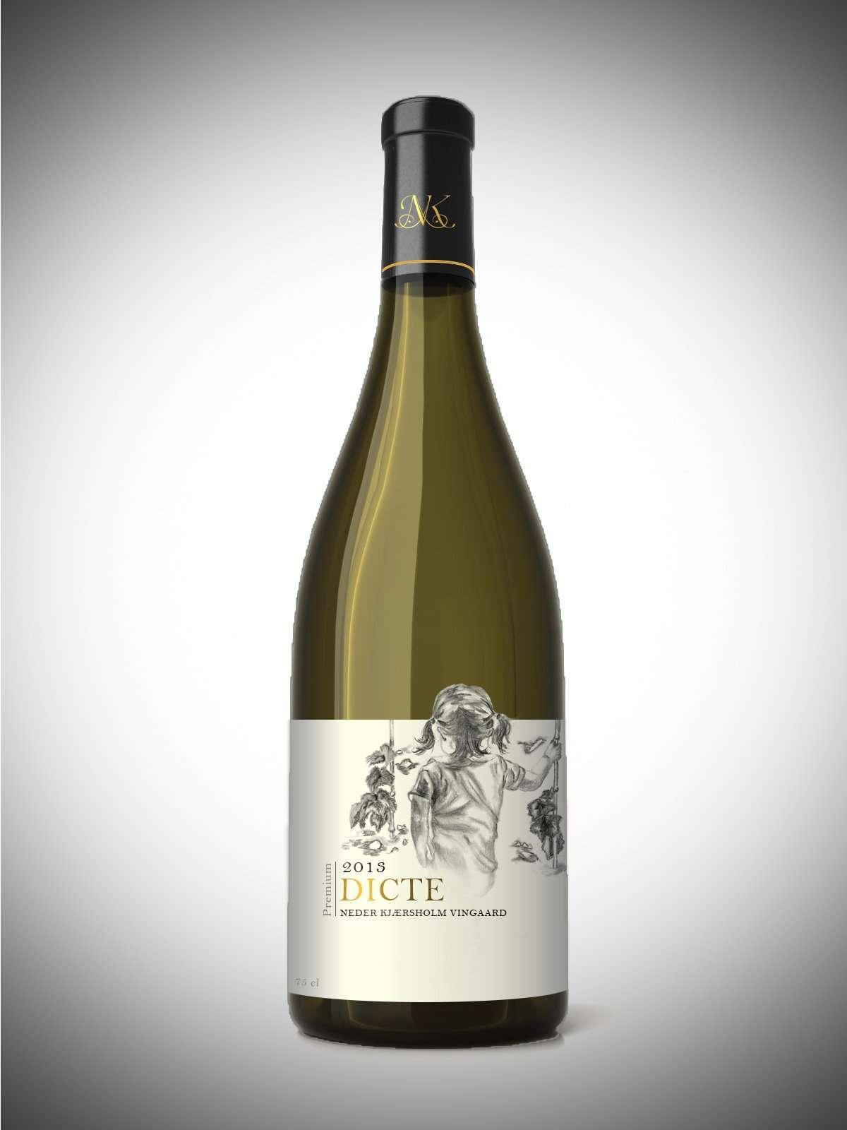 Dicte - dansk hvidvin