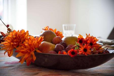 Frugt skål