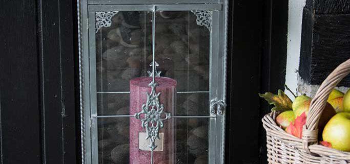 Stor romantisk lanterne