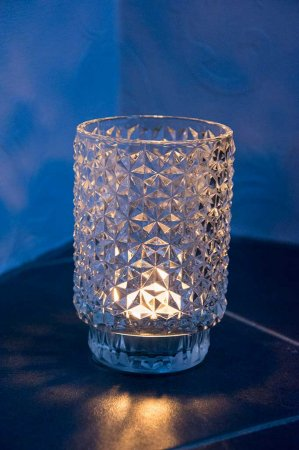 Fyrfadsglas