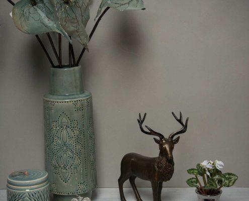 Julepynt - Inspiration til jul - Blå jule dekoration