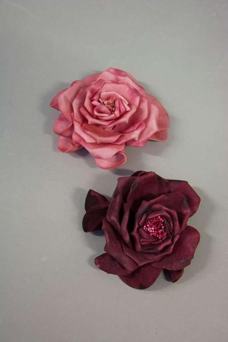 Kunstige rosenhoveder