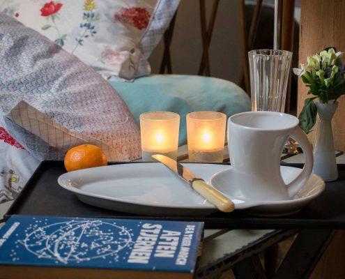 Morgenmad på sengen - Pip Studio sengetøj