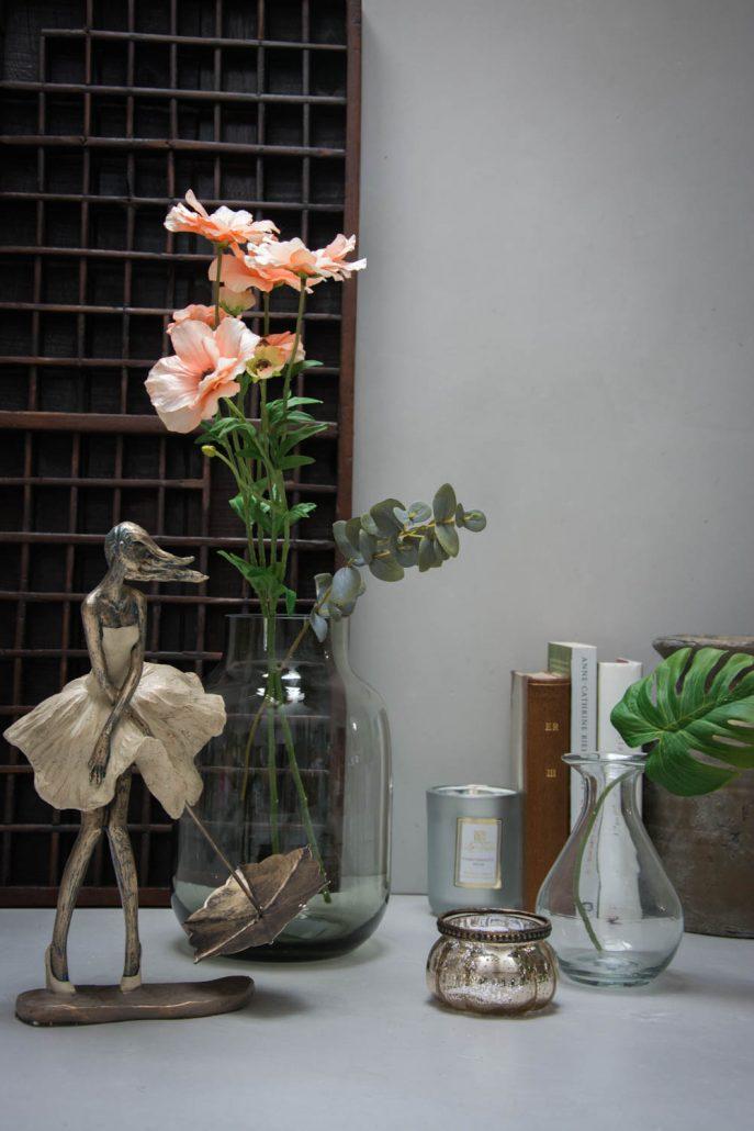 Smuk Ballerina figurer - pynt hjemmet med søde ballerina figurer JH-12