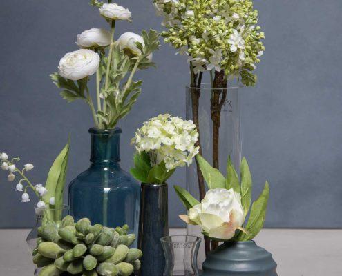 Inspiration - vaser på bakke