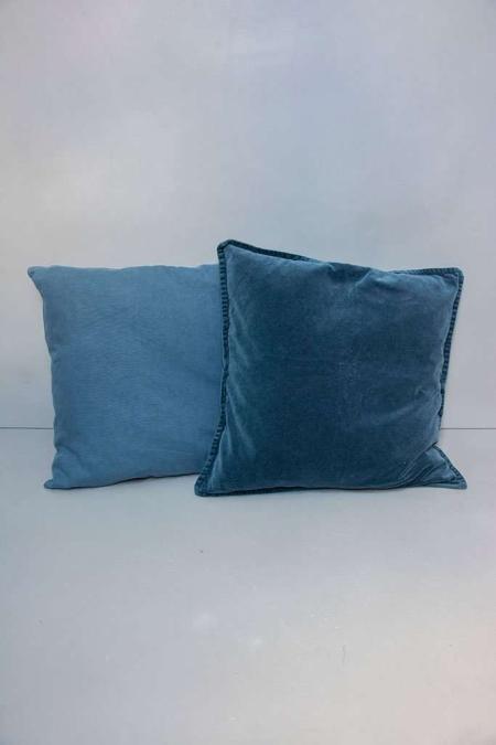 Blå sofapuder - Ib Laursen puder