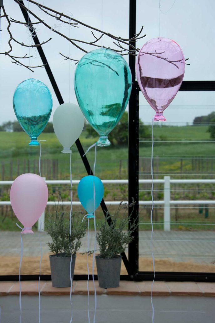 Glasfigurer - balloner