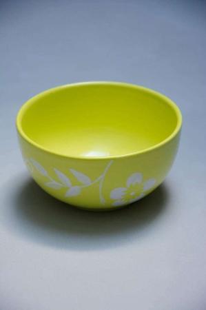 Limegrøn skål
