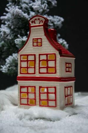 Hus til fyrfadslys