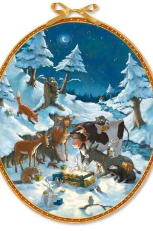 Låge julekalender til børn og voksne