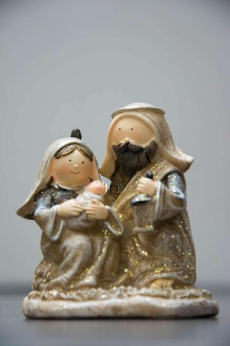 Pynt til jul - krybbespil