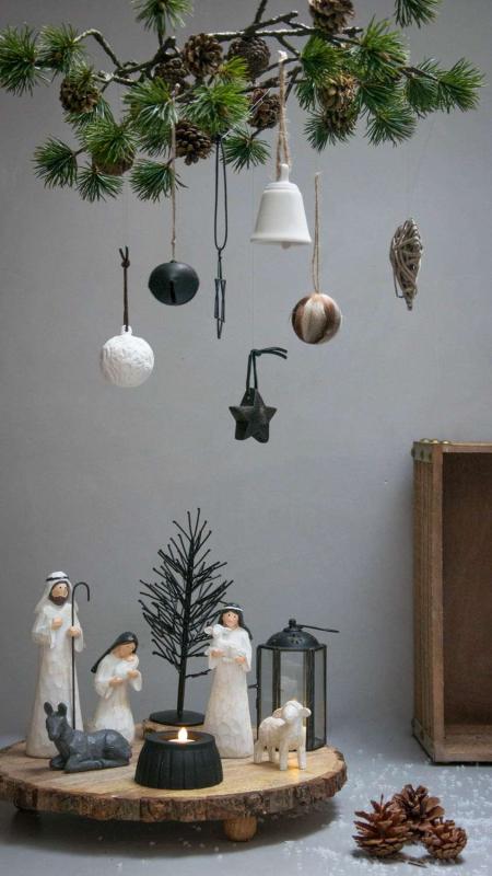 Brug din juletræspynt kerativt på andre måder