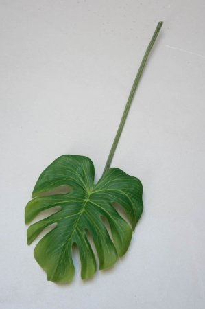 Kunstigt monstera blad