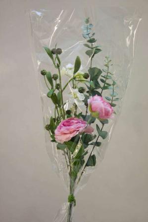 Blomster buket af kunstige blomster