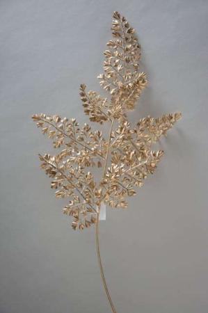 Kunstigt gyldent blad