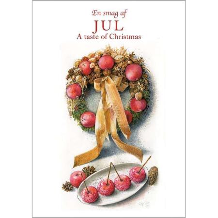 8 kvalietets julekort med juleopskrifter