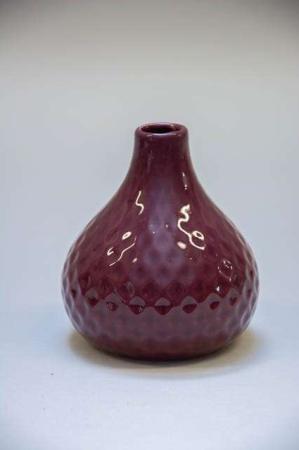 Bordeux kermik vase