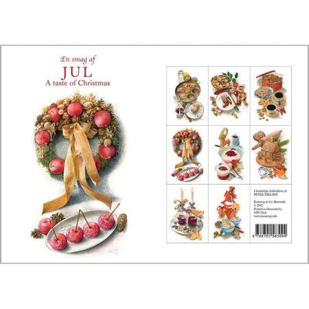 Kvalietets julekort med juleopskrifter