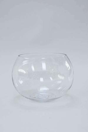 Glasbowle - Klar glas - Stor bowle