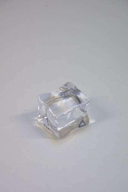 Krystaller. Plastic krystal. Pynte krystal. Plastic sten. Stor firkant