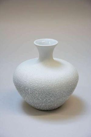 Lindform vase - anna white sprinkles - LF-PF12-7