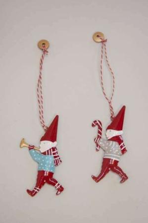 Maileg Metal ornament - Nisser