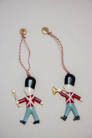 Maileg ornamenter -julepynt fra maileg - tinsoldater