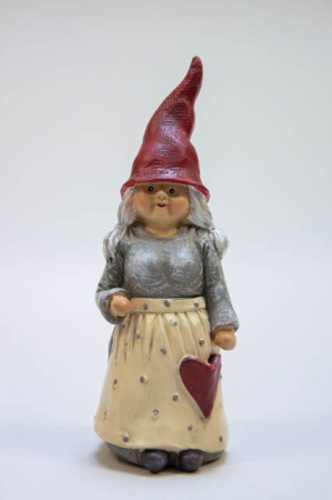 Nissen Stina - julefigur fra Nääsgränsgården