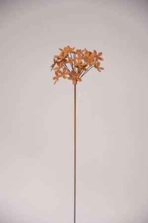 Metal rust blomsterstick - blomstergren af metal fra 2Have