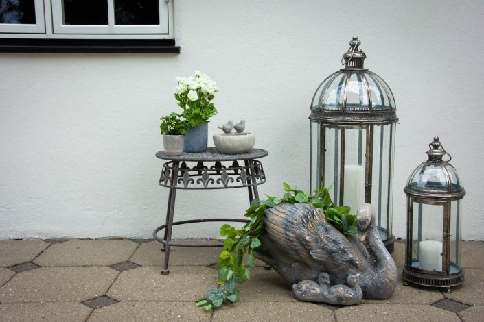 inspiration til terrasse indretning - nips til haven