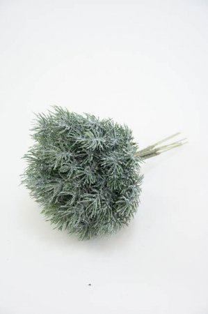 Deko gran gren. Kunstige gran grene grøn