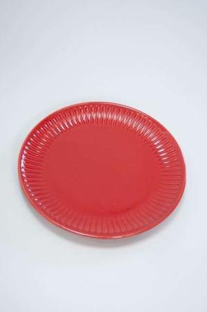 Elegant rød frokosttallerken fra ib laursen - Mynte Strawberry