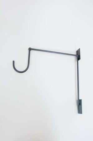 Vægholder krog til lanterne eller lampe. Ophæng til væg fra ib laursen
