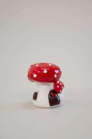 Lille fluesvamp figur