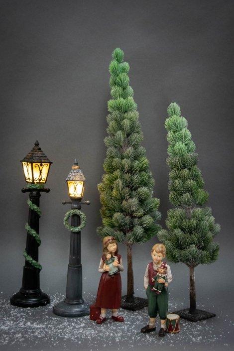 Nostalgisk julepynt - juletrends og tendenser