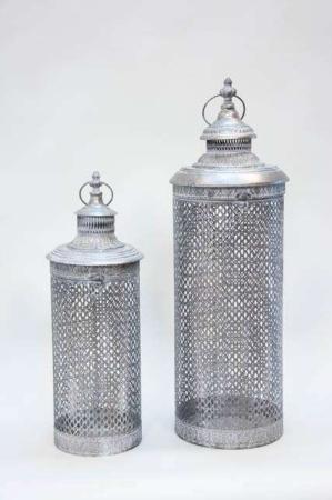 Høje tråd lanterner til indendørs og udendørs brug