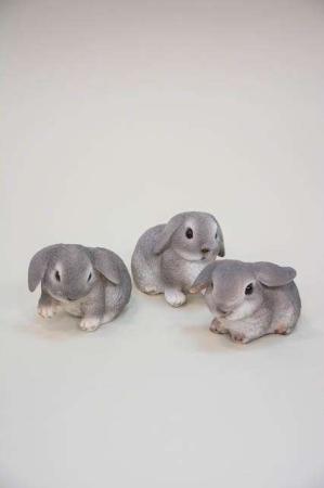Søde små påskehare figurer