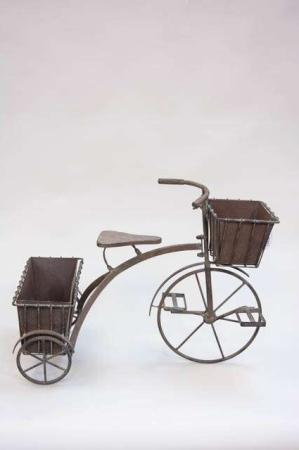 Plantestander cykel af jern