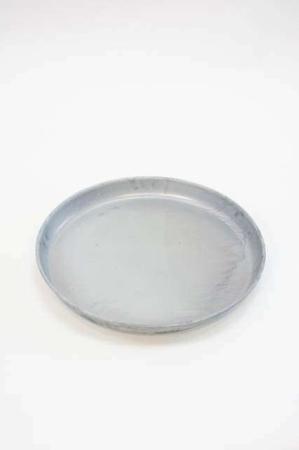 Stor zink bakke