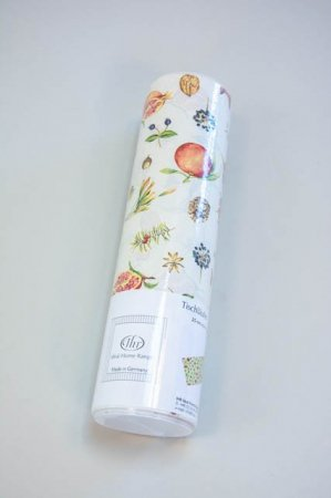 Billig papir bordløber - engangs bordløber efterårs frugter og blomster