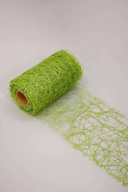 Grøn net bordløber