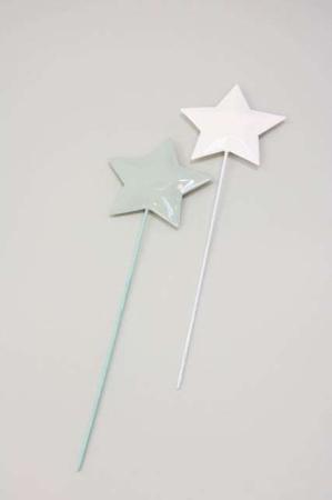 Stjerne på spyd - Julepynt 2021 - Spyd med stjerne