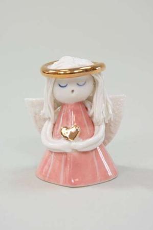 Engel fra Nääsgränsgården - Håndlavet engel - Håndmalet engel