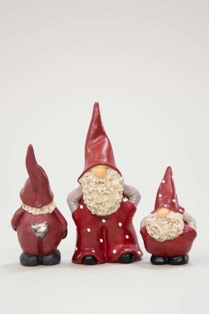 Leonard , Elmer og Max - Nääsgränsgården nisser